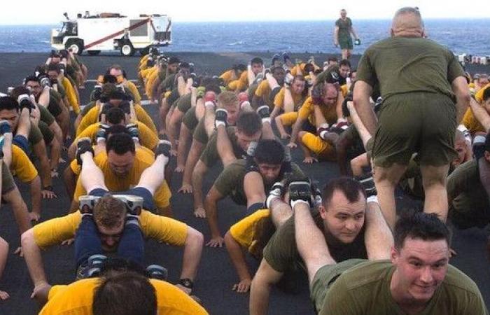 قرار ينقذ 50 ألفاً من رجال البحرية الأميركية!