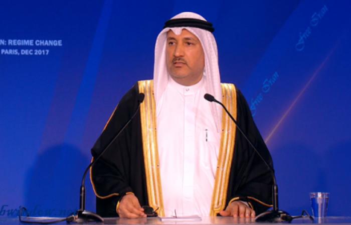 نائب بحريني:  تغيير نظام الملالي ليست قضية المقاومة الايرانية فحسب، بل هي قضية عربية اسلامية انسانية مشروعه بامتياز