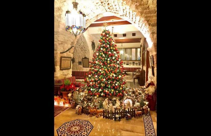 ارسلان: ميلاد السيد المسيح يعني البشرية بأسرها