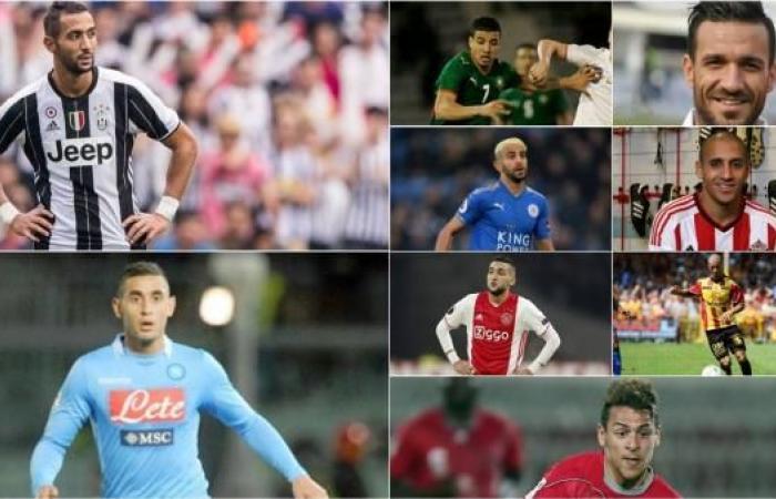 9 لاعبين يتنافسون على لقب أفضل لاعب مغاربي 2017