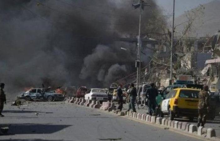 تفجير قرب مكتب جهاز المخابرات الأفغاني.. وداعش يتبنى