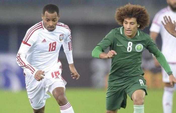 الأخضر والأبيض يتعادلان سلبا في ثاني جولات كأس الخليج