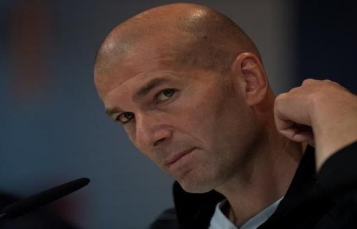 3 خطايا لزيدان..تسببت في سقوط ريال مدريد أمام برشلونة
