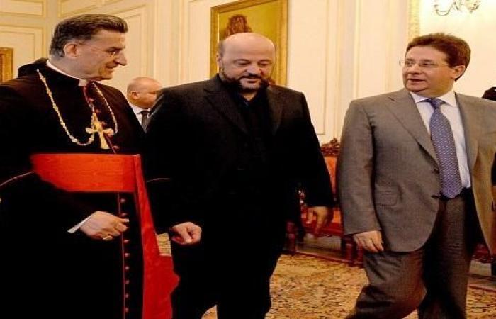 """الرياشي يؤكد أن المصالحة مستمرة… وكنعان يرد: """"هني بيفرطوا والتحالف المسيحي بيبقى"""""""