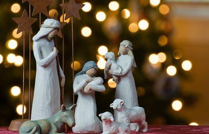 قداديس واحتفالات الميلاد في منطقة بشري
