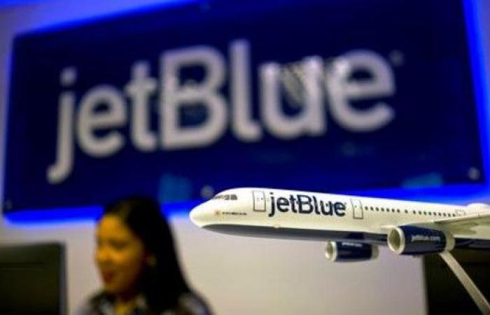 انزلاق طائرة ركاب بمطار في بوسطن دون إصابات