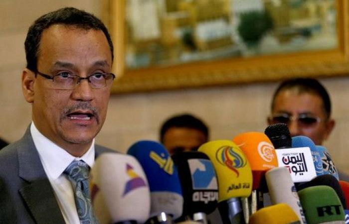 ولد الشيخ إلى اليمن للبحث عن حل سياسي في عدن وصنعاء