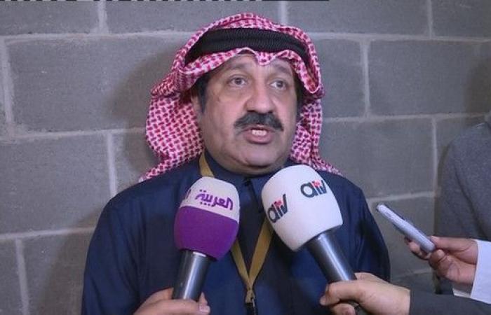 """رئيس الاتحاد الكويتي: حزين على نهاية مشوار """"بدران"""""""