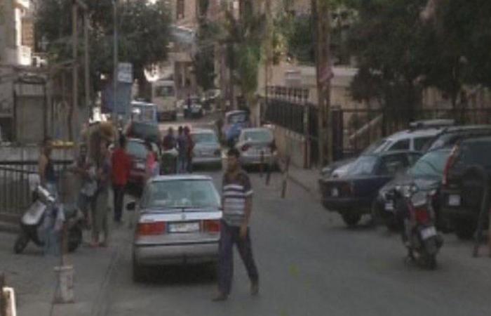 مجهولون ألقوا قنبلة على سيارات تابعة للشيخ النقري في عرمون