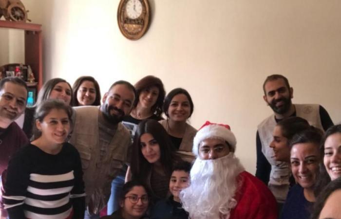 """جمعية """"روح زورن ببيتن"""" وزعت المساعدات على المحتاجين في بيروت"""