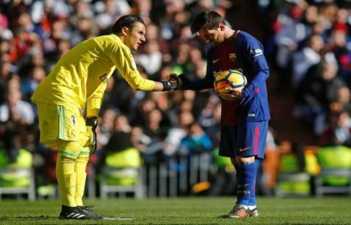 مفاجأة صادمة... ميسي هزم ريال مدريد وهو يمشي!