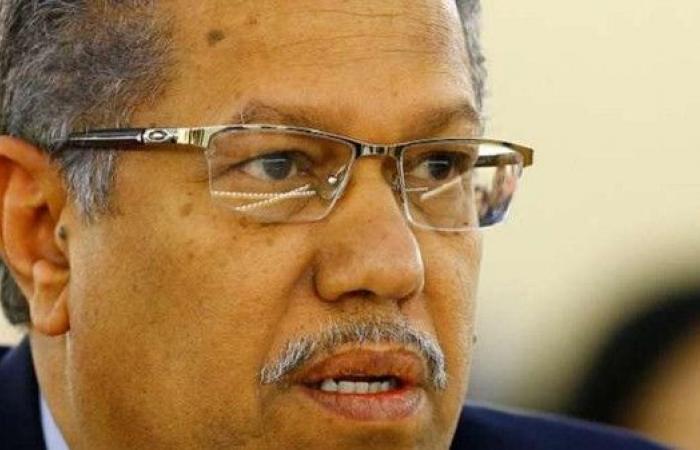رئيس حكومة اليمن: إيران راعية الشر والإرهاب