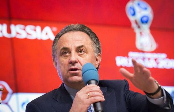 موتكو يستقيل من اتحاد الكرة الروسي بشكل مؤقت