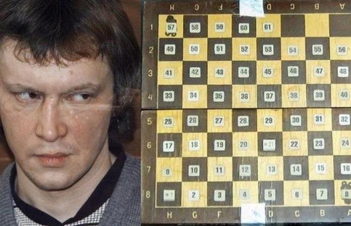 """سفاح """"الشطرنج"""" الروسي قَتل 49 بطرق بشعة آخرهم بالمطرقة"""