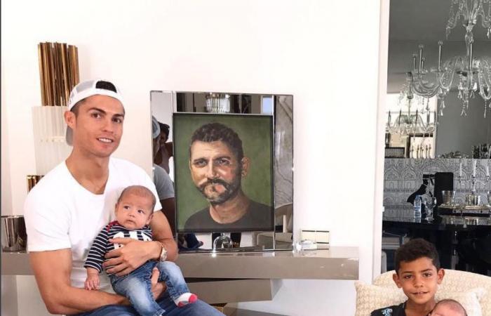 شاهد ماذا فعل رونالدو في الأعياد بعد الهزيمة بالكلاسيكو