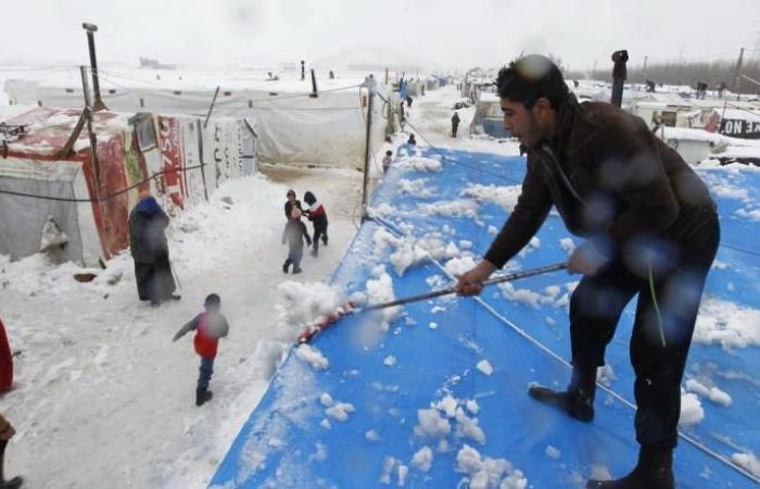 اللاجئون السوريون بلبنان أقل من مليون؟