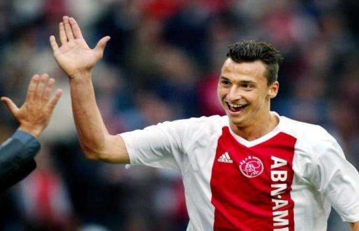 لاعب عربي تسبب في إقصاء إبراهيموفيتش من أياكس أمستردام