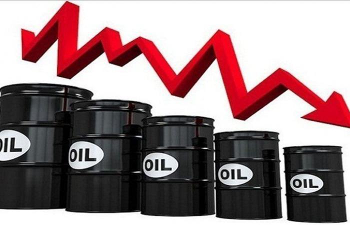 انخفاض اسعار النفط في آسيا