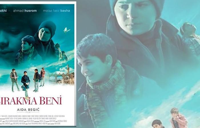 لا تتركني.. فيلم بوسني عن أيتام سوريا