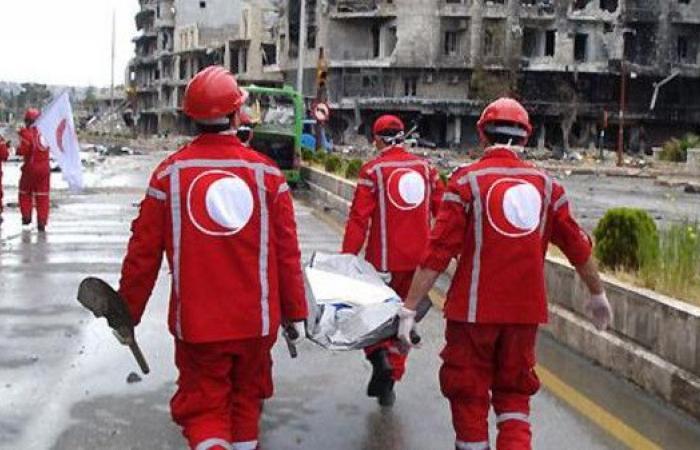 سوريا.. إجلاء 18 مريضا من الغوطة الشرقية