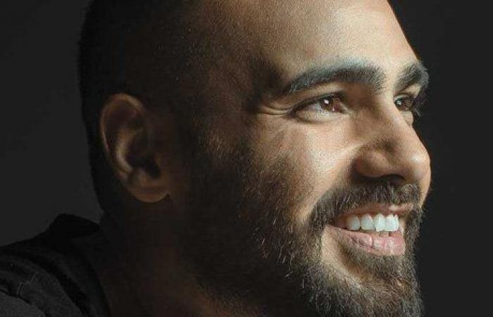 جوزيف عطية يحتفل لعدة أسباب: الميلاد ورأس السنة ونجاح ألبومه