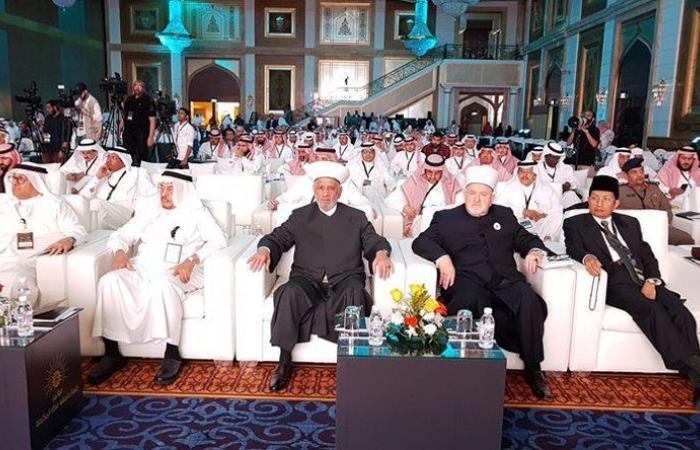 دريان من جدة: المملكة حجر الزاوية في إسلام الجماعة
