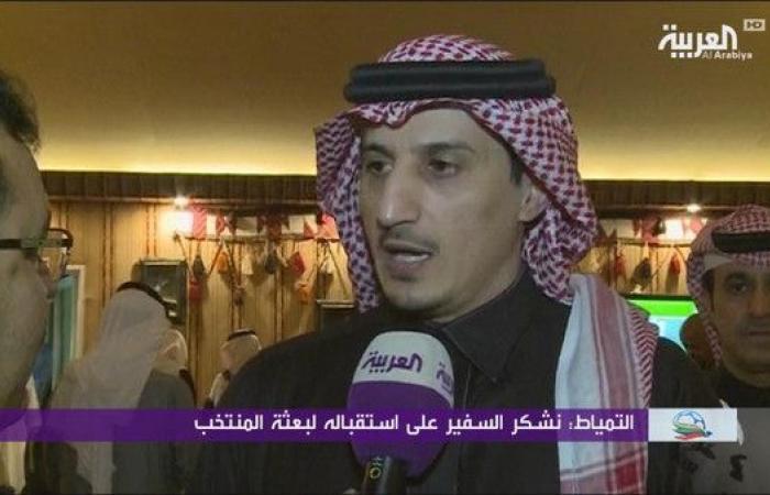 نواف التمياط يؤكد: مواجهة عمان صعبة