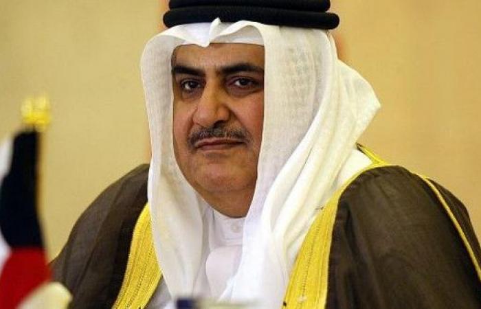وزير خارجية البحرين: ليضرب النظام الإيراني رأسه بالحائط