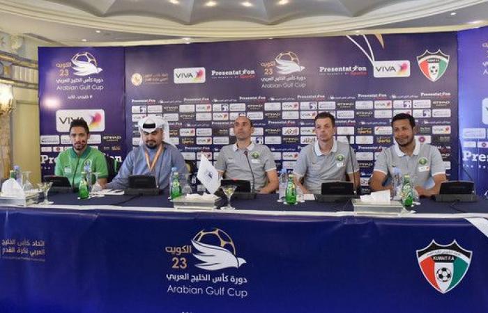 مدرب الأخضر: منتخب عمان مميز.. وهدفنا اللقب