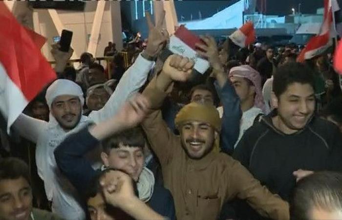 العراق تعزز آمالها بالتأهل إلى الدور الثاني