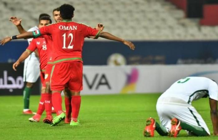 عمان تطيح بالسعودية من كأس الخليج وتتأهل للمربع الذهبي