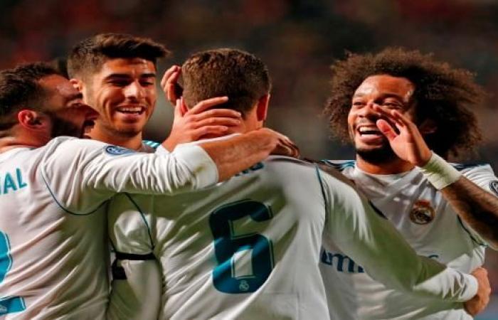 نجما ريال مدريد في مراكش المغربية لهذا السبب!
