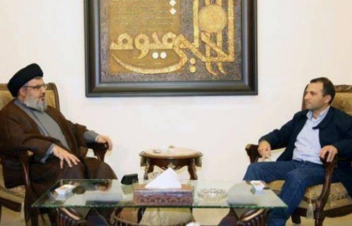 """باسيل يتراجع.. و""""حزب الله"""" يراقب جيدا بعض أركان العهد"""