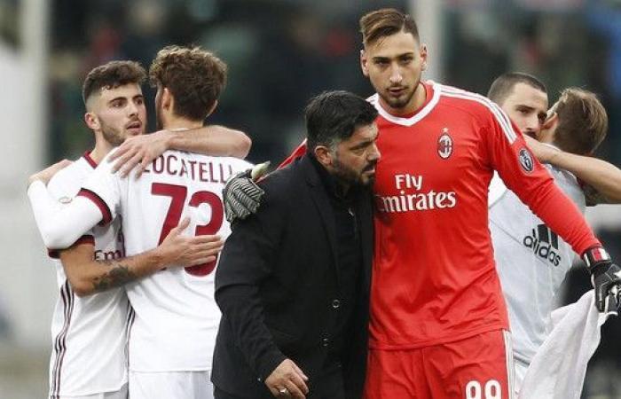 غاتوزو: ميلان لا يقدم كرة قدم جميلة.. ولكن يلعب كفريق
