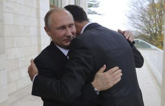 بوتين يهاتف الأسد ويؤكد إلتزامه بالدفاع عن سوريا
