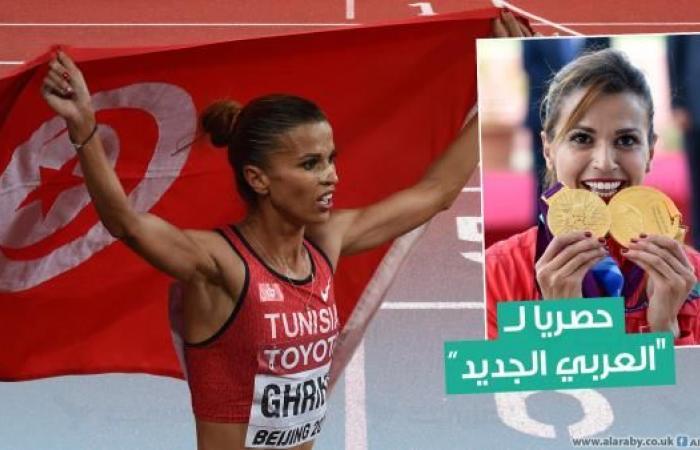 """حبيبة الغريبي لـ""""العربي الجديد"""": قرار الإمارات صدمني..وأنا """"عليسة قرطاج"""""""