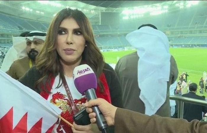 زهرة عرفات: سنعود إلى البحرين بفرحة التأهل