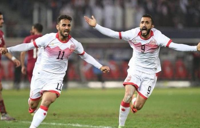 البحرين تقصي قطر وتتأهل إلى نصف النهائي