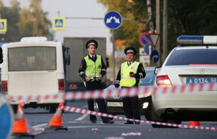 موسكو تعلن اعتقال منفذ ومدبر اعتداء سان بطرسبورغ