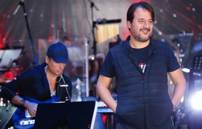 جان ماري رياشي أفضل موزّع موسيقي عربي لعام 2017