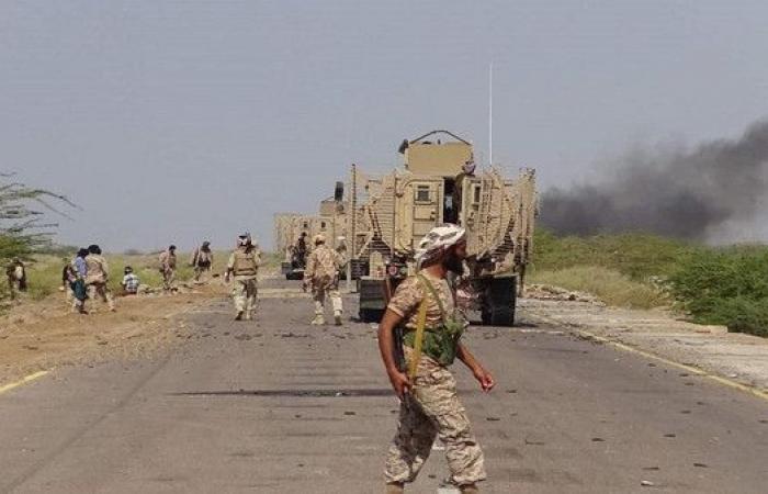 الجيش اليمني يتقدم في الجوف.. ويقبض على 59 مسلحا حوثيا