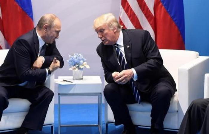 ماذا تمنى بوتين لترمب بمناسبة رأس السنة