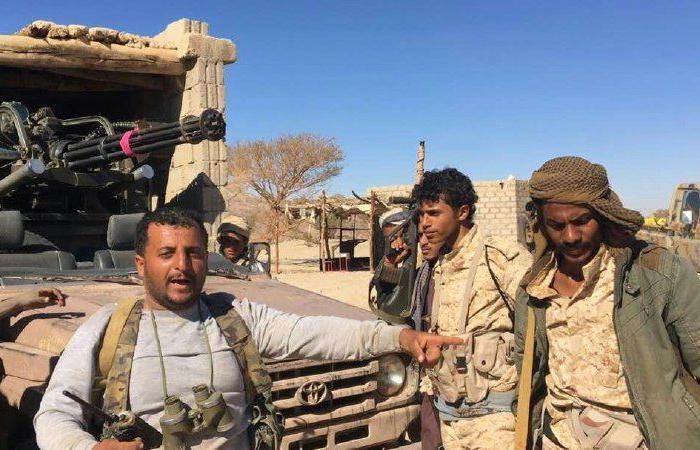بالصور.. ترسانة أسلحة يستعيدها الجيش اليمني من الحوثيين