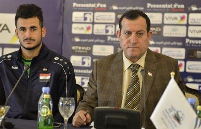قاسم: إحراز كأس الخليج سيعيد الثقة إلى منتخب الغراق