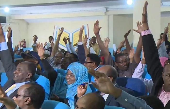 البرلمان الصومالي يقر موازنة 2018 بعجز 43%