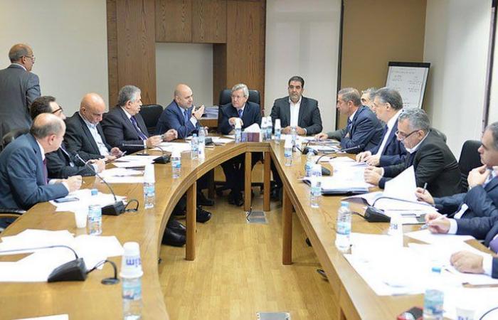 لجنة الادارة تابعت درس اقتراح نظام التغطية الصحية