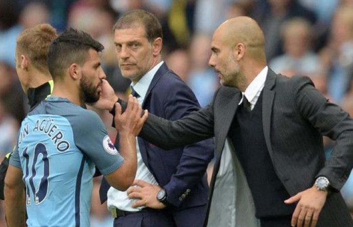 أغويرو يرغب بالبقاء مع سيتي حتى نهاية عقده