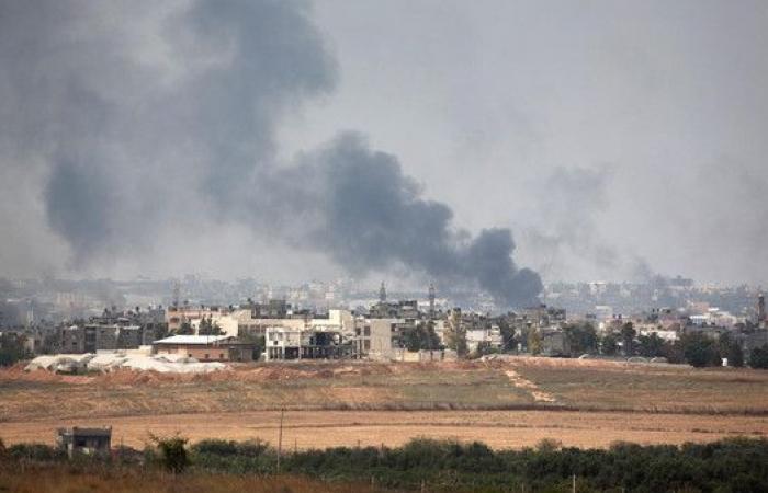 الطيران الإسرائيلي يقصف مواقع بغزة بعد إطلاق صواريخ