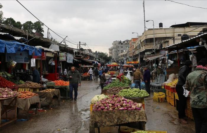 اقتصاد غزة يدخل مرحلة موت سريري