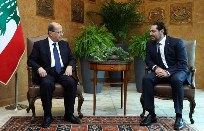 عون دعا الحكومة للاهتمام بالاستحقاقات المقبلة.. والحريري: حريصون على الحريات الإعلامية